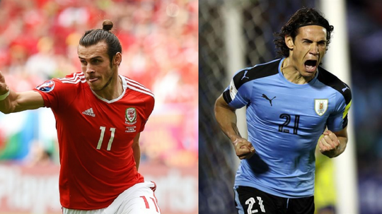 Who will come out on top: Bale or Cavani? BeSoccer