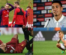 Southgate will be forced to leave some of his starts at home. BeSoccer