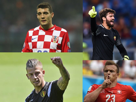 These stars will be hoping to secure moves elsewhere. BeSoccer
