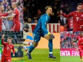 Bayern's reign may be coming to an end. EFE-AFP