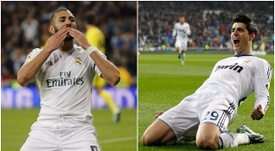 Benzema and Morata are both proving popular in Italy. BeSoccer