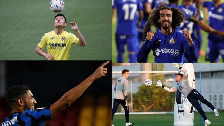 Los millones que han movido las canteras de Barça y Madrid. EFE