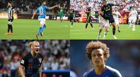 Quem chegará no Barça? EFE/AFP