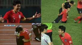 O homem mais feliz da Coreia do Sul. Capturas/SBS