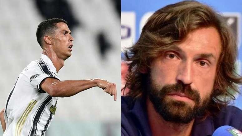 La Juve niega que el portugués vaya a salir este verano. AFP
