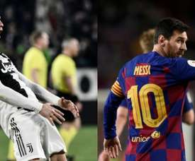 Ronaldo e Messi tra i più cercati su Pornhub. EFE