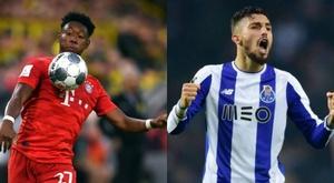 Alaba et Telles peuvent provoquer une guerre entre le Real et le Barça. AFP
