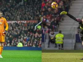 From renewing De Gea, to selling him for Oblak. AFP - EFE