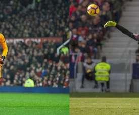 Lo United pensa a Oblak per il post-De Gea. EFE