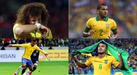 El once de Brasil que se perderá el Mundial. BeSoccer