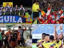 Sigue el directo de la jornada de la Copa Colombia. EFE/apetrolera/Corpereira