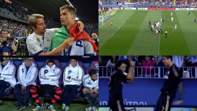 Los Málaga-Madrid dan para mucho. BeSoccer