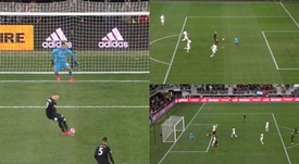Rooney volvió a demostrar que aún le quedan muchos goles. Capturas/MLS