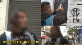 Inusual motivo para no respetar la Ley. Captura/ElCanciller