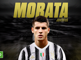 Morata on loan to Juventus. BeSoccer