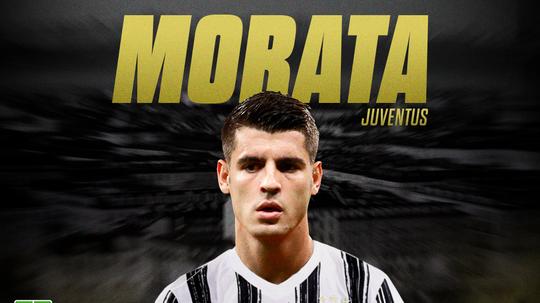 OFFICIEL : Alvaro Morata signe à la Juventus Turin. BeSoccer