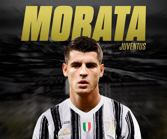 OFICIAL: Morata, cedido a la Juventus. BeSoccer