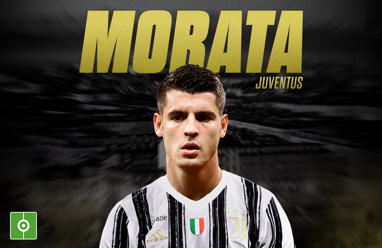 Official Morata On Loan To Juventus Besoccer