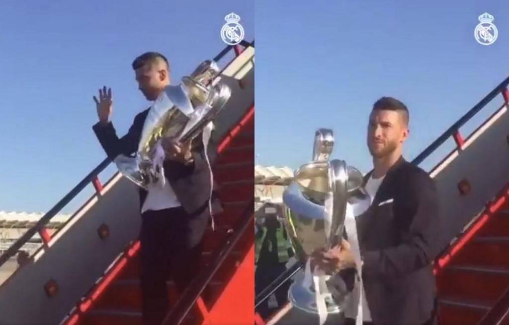 Puyol felicita al Real Madrid e invita al Barcelona a