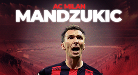 OFICIAL: el Milan ficha a Mandzukic. BeSoccer