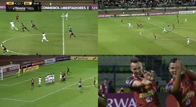 Del posible 0-2 de Boca al golazo de Caracas para empatar. DAZN