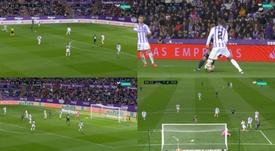 Modric sentenció el partido para el Madrid. Capturas/MovistarPartidazo