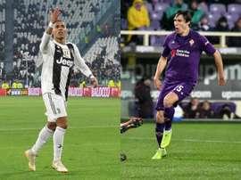 Costa à United et Chiesa à la Juventus ? AFP