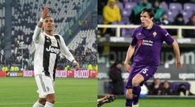 ¿Costa al United y Chiesa a la Juventus? AFP