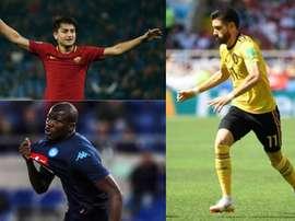 O United irá as compras. EFE/AFP
