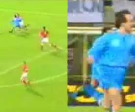 Gualtieri todavía recuerda el que fue el gol más importante de su carrera. Sky/BeSoccer