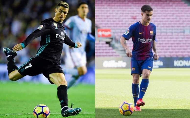 Real and Barca both have a reputation for paying big fees. BeSoccer