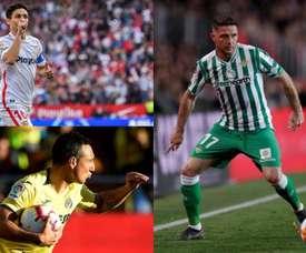 As 15 pechinchas da Liga Espanhola. EFE/Archivo
