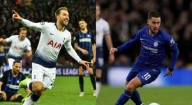 El Real Madrid suspira por ambos jugadores. AFP