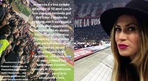 Mulher de Boateng denuncia insultos a um garoto da Inter. Instagram/MelissaSatta