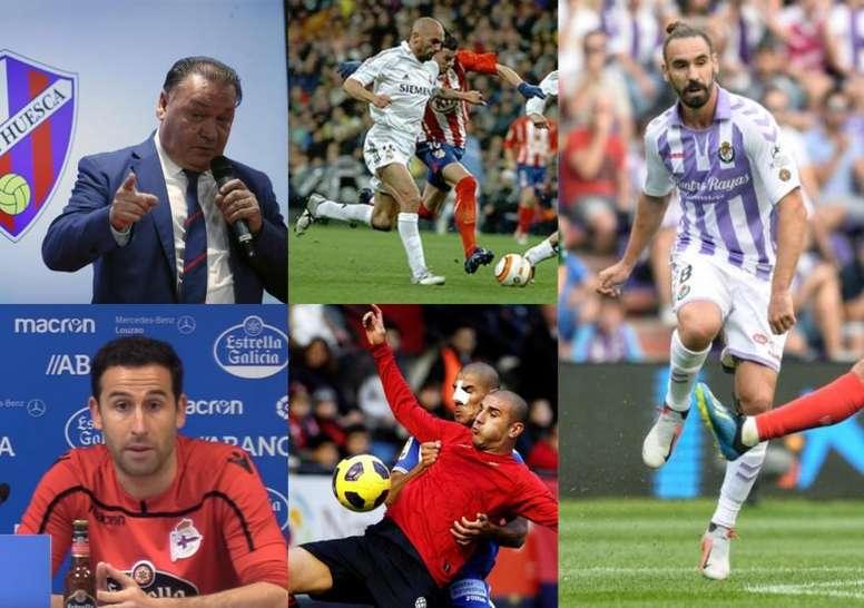 Detenidos varios futbolistas de Primera y Segunda División por amaños. EFE/Archivo