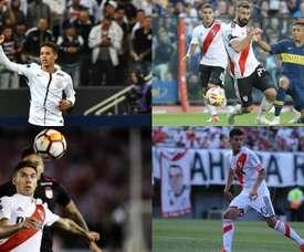 El Barça no pierde de vista a Sudamérica. EFE