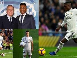 Le Real Madrid a le droit à un vrai 'lifting'. EFE