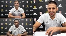 El Fulham se gasta más de 100 millones en este mercado. BeSoccer/FulhamFC