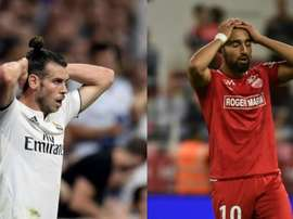 Dijon are the only side in Europe on a longer drought than Real Madrid. EFE/AFP