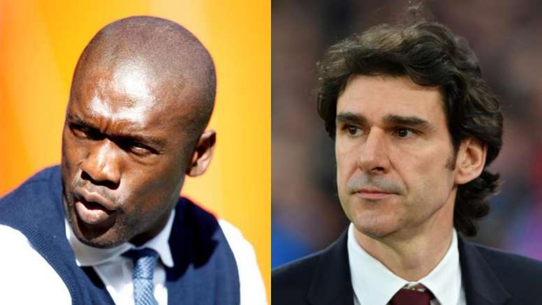 Seedorf y Karanka suenan para sustituir a Solari. AFP