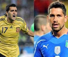 Dos goleadores vuelven a cruzarse. AFP/EFE