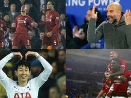 Otra gran jornada de 'Boxing Day'. AFP