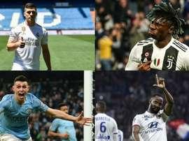 Les 10 meilleurs talents à suivre lors de l'EURO U21. AFP