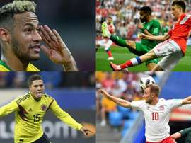 Madrid and Barca are hoping to sign several World Cup stars. EFE/AFP/BeSoccer