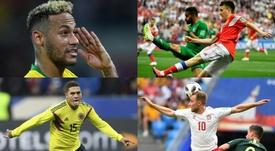 Madrid et Barcelone veulent recruter au Mondial. EFE/AFP/BeSoccer