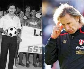 Escobar quiso matar a Gareca. EFE