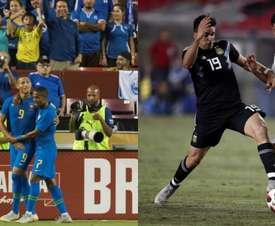 Brasil y Argentina se regeneran. EFE
