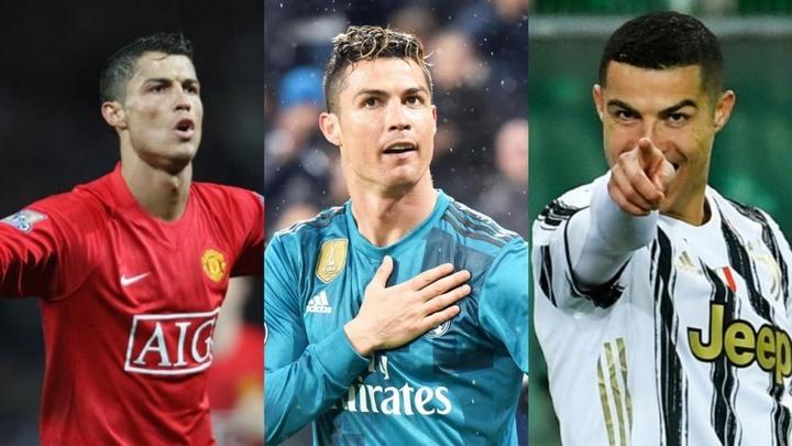 Cristiano ha ganado Liga, Copa y Supercopa en tres países distintos. AFP