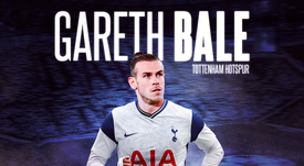 OFICIAL: Bale, al Tottenham. BeSoccer