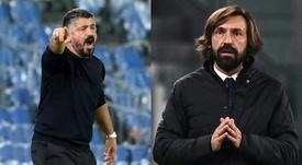 Gattuso quiere darle un disgusto a su amigo. AFP